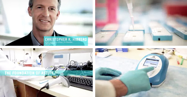 Astute Medical, corporate video